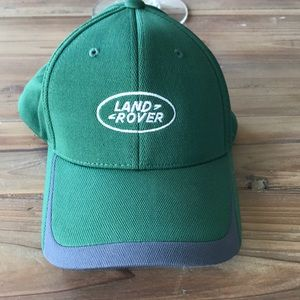New Land Rover Hat